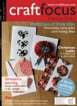 Craft Focus, October/November issue - Out October 1st 2012